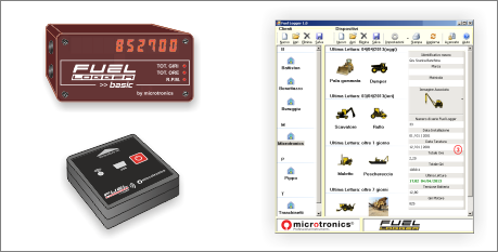 Fuellogger Software Lettore IR